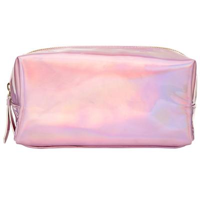 d7896e855e Silicone Rubber Wash Bag-Pink Oil Slick